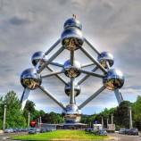 سازه فلزی آتومیم بلژیک