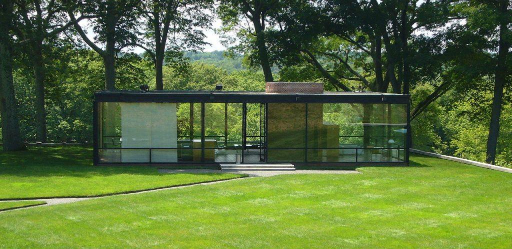 تحلیل خانه شیشه ای