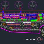 پلان کامل فرودگاه
