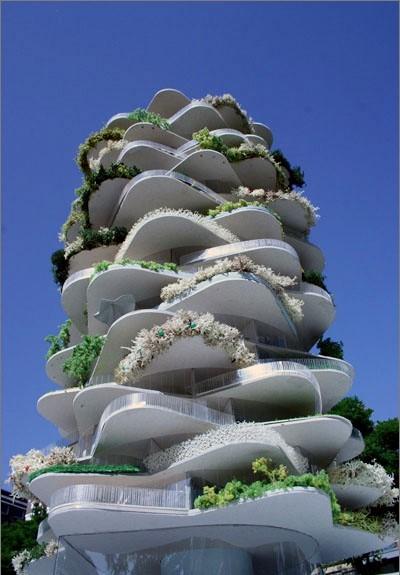 سبک معماری بیونیک و بیومیمتیک