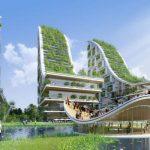 سبک معماری پایدار یا اکولوژیک