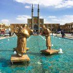 تحلیل مسجد امیر چخماق یزد