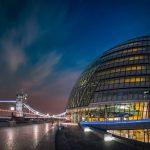 تحلیل تالار شهر لندن