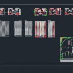 طرح5 مسکونی با رندرها