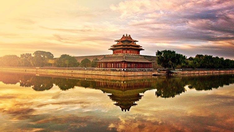 سبک معماری چینی