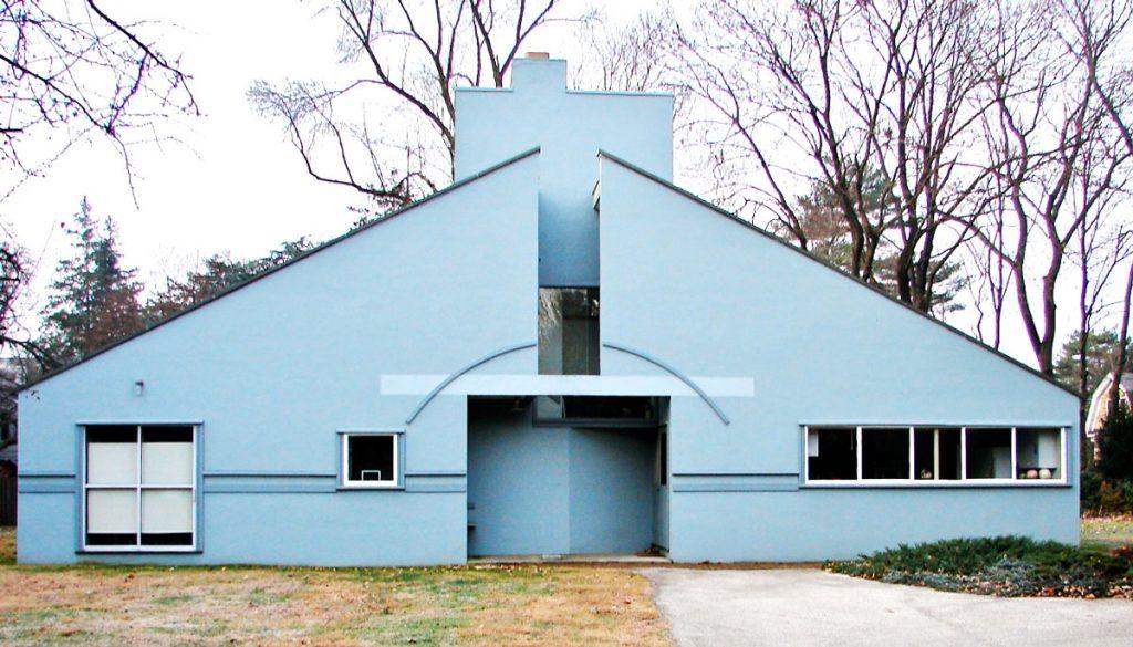 سبک معماری پست مدرن
