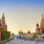 میدان سرخ روسیه